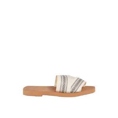 JOSH V Watson sandals whisper white