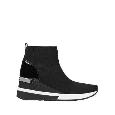 MICHAEL KORS Skyler stretch-knit sock sneaker