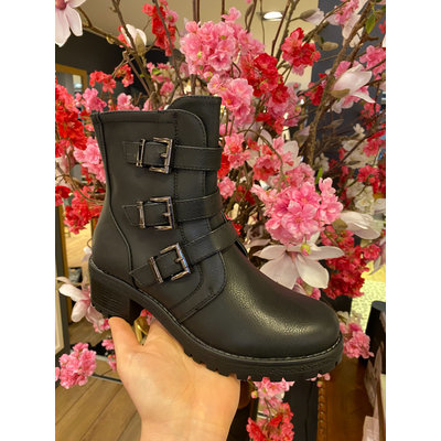 JAIMY Quinty boots black