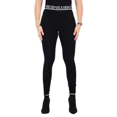REINDERS Harley pants knitwear black