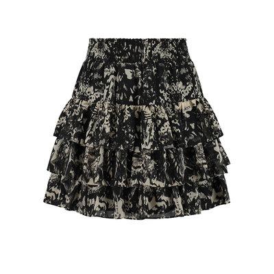 NIKKIE Fay-Lee ruffle skirt
