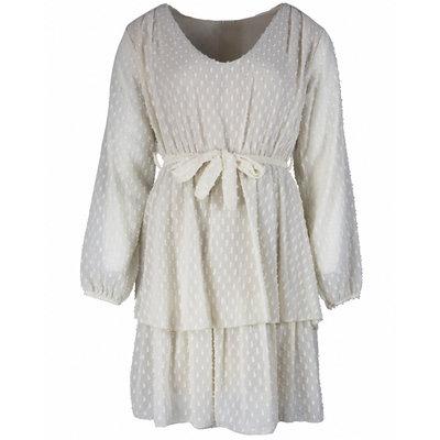JAIMY Ella dress creme