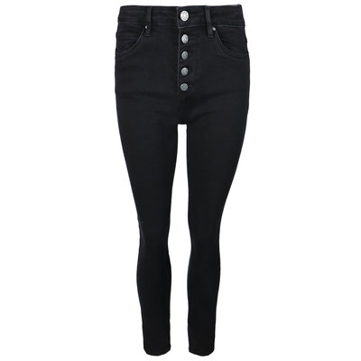 JAIMY Perfect button skinny jeans black