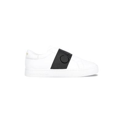 CALVIN KLEIN Slip-on  sneakers bright white