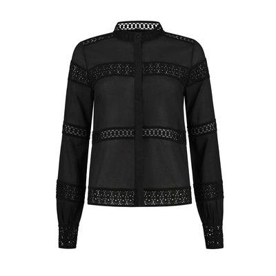NIKKIE Sadie blouse black