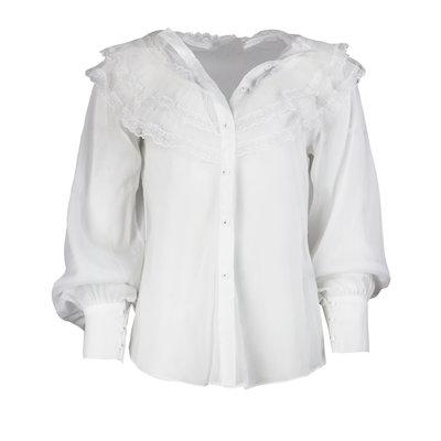 JAIMY Beautiful lace detail blouse
