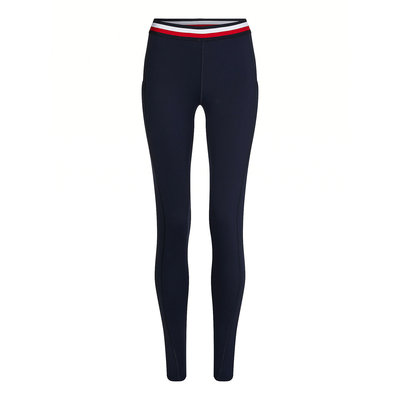 TOMMY HILFIGER Cool signature tape leggings