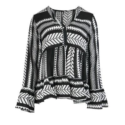 JAIMY Aya printed blouse