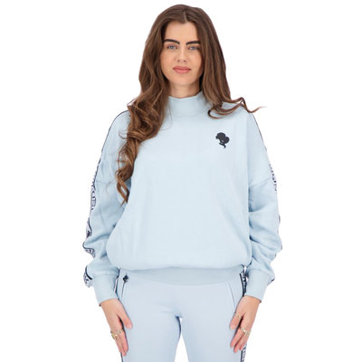 REINDERS Tracking sweater baby blue