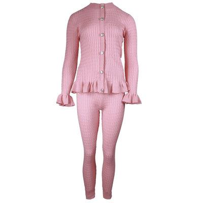 JAIMY Queenie lounge wear set light pink