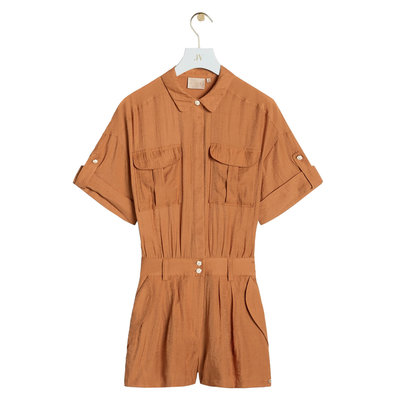 JOSH V Lua playsuit Bronze