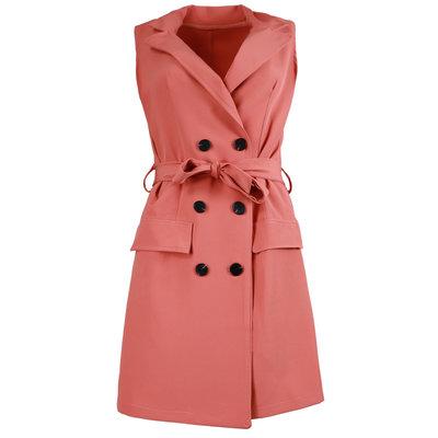 JAIMY Kiki blazer dress pink