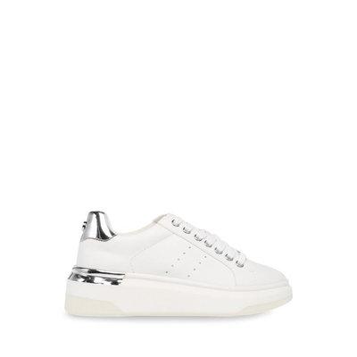 STEVE MADDEN Glacial sneaker white
