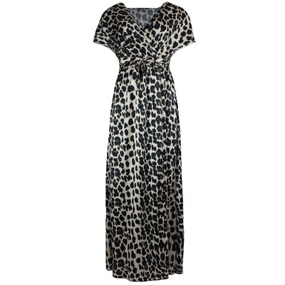 JAIMY Leopard vibes MAXI DRESS