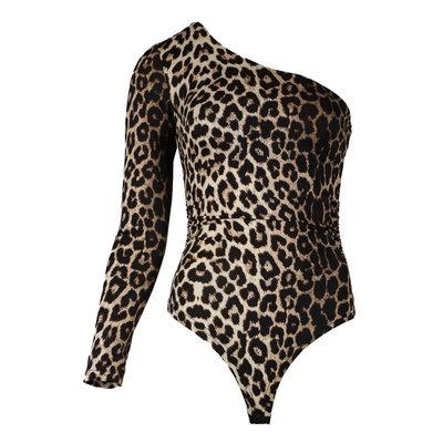 JAIMY Leopard travel body 1 shoulder