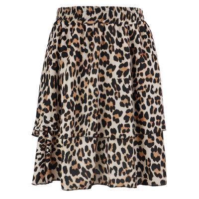 JAIMY Ally skirt leopard