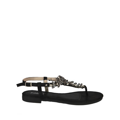 JAIMY Felice diamond sandal black