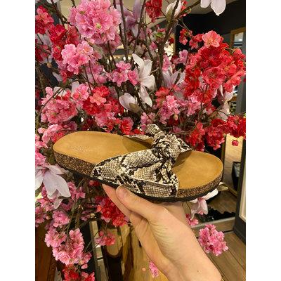 JAIMY Lotte sandal snake