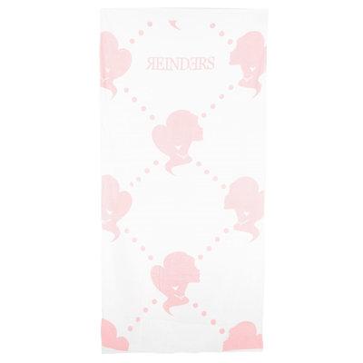 REINDERS Reinders towel baby pink