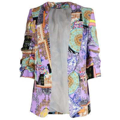 JAIMY Genevieve blazer lilac