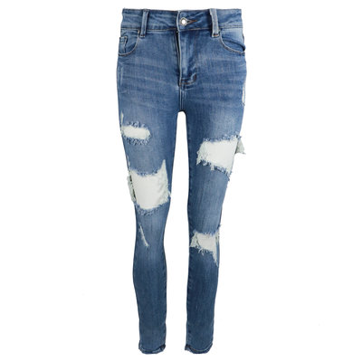 JAIMY Marthe destroyed skinny jeans