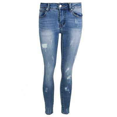 JAIMY Dewi destroyed jeans