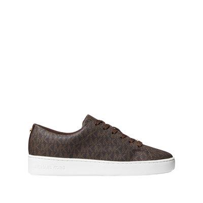 MICHAEL KORS Keaton Logo Sneaker Brown