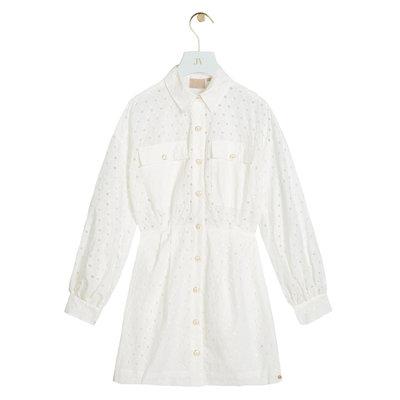 JOSH V Miah dress whisper white