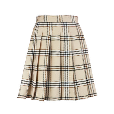 JAIMY Birgit skirt check print