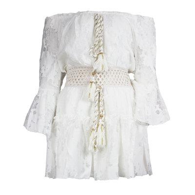 JAIMY Rosalin ibiza set white