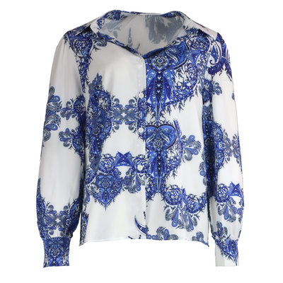 JAIMY Katniss printed blouse blue