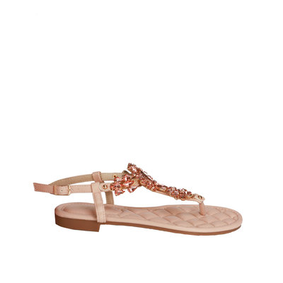 JAIMY Pam diamond sandal pink