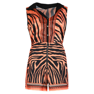 JAIMY Jazy zebra set orange