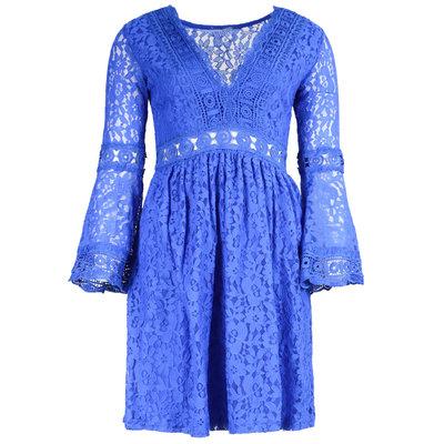 JAIMY Chrissy ibiza dress dark blue