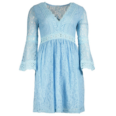 JAIMY Chrissy ibiza dress light blue