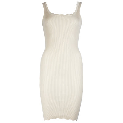 JAIMY Thalise bodycon dress beige