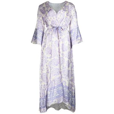 JAIMY Printed maxi dress lilac