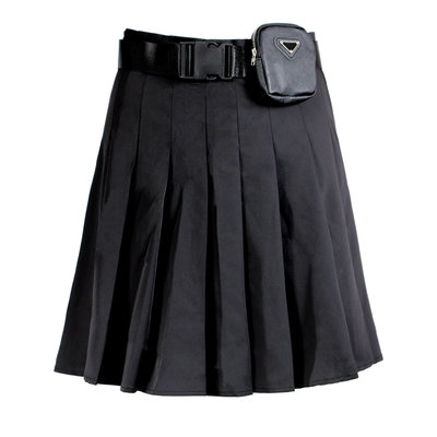 JAIMY Musthave skort with belt