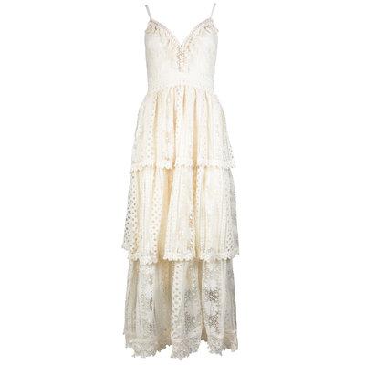 JAIMY Celeste maxi dress beige