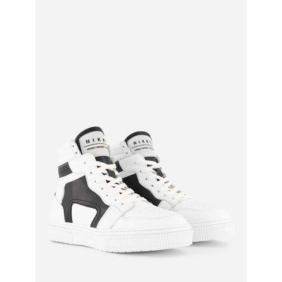 NIKKIE Livia sneaker white/black