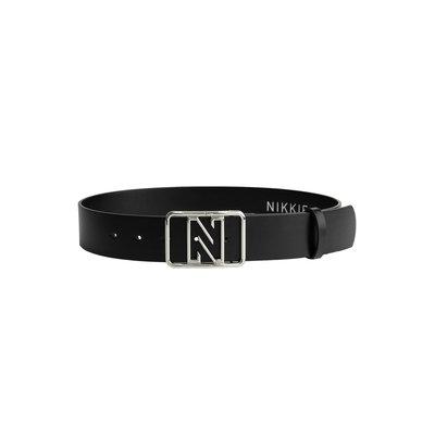 NIKKIE Lore belt black/silver