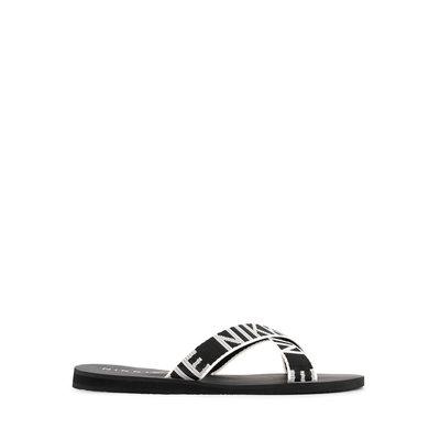 NIKKIE Wiona logo sandals