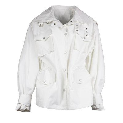 JAIMY Bibian jacket white