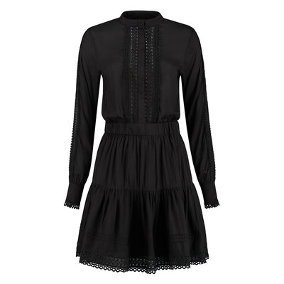 NIKKIE Summer dress black