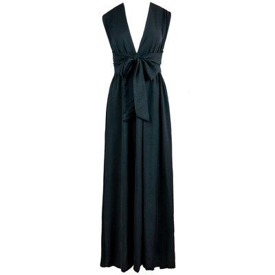 JAIMY Multiple ways maxi dress black