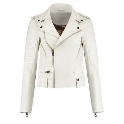 FIFTH HOUSE Must jacket off white
