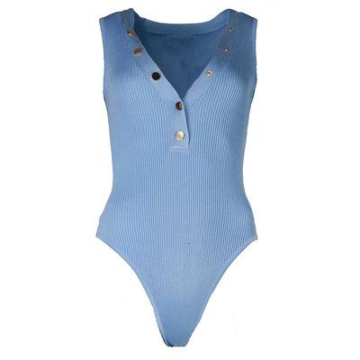 JAIMY Noa button body light blue