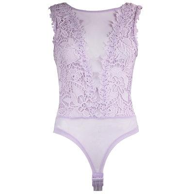 JAIMY Millie mesh body lilac