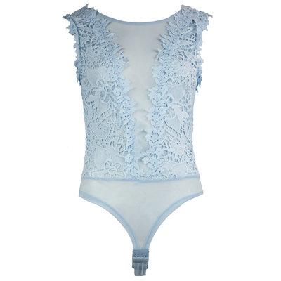 JAIMY Millie mesh body light blue