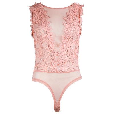 JAIMY Millie mesh body rose